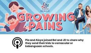 LITE Fm Interview - Growing Pains