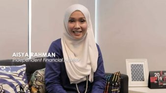 AISYA RAHMAN : Independent Financial Adviser